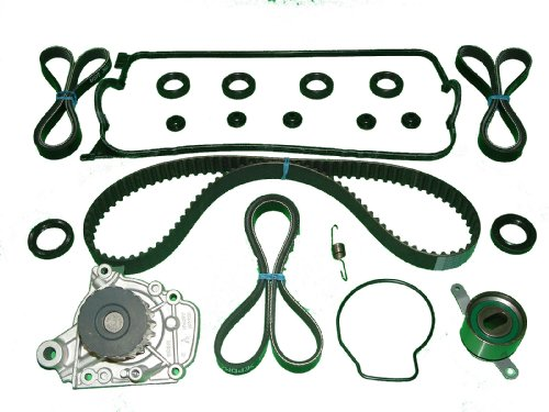 Timing Belt Kit Honda Civic 1996 to 2000 1.6L