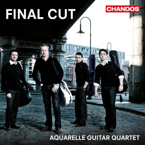 Aquarelle Guitar Quartet-Final Cut Film Music For Four Guitars-CD-FLAC-2012-DeVOiD Download