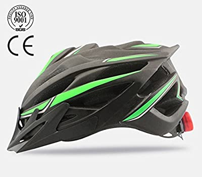 Hawkfish FT58 220g Vents Ultra Light Weight Mens/Ladies Adult Bike BICYCLE Helmet -EPS Safety Helmet- Available in 3 Colours 56-62CM from Generic006