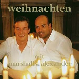 Weihnachten mit Marshall & Alexander