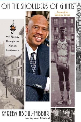 On the Shoulders of Giants by Kareem Abdul-Jabbar