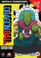 Dragon Ball Season 4 (Episodes 84-122) (Region 2) [DVD]