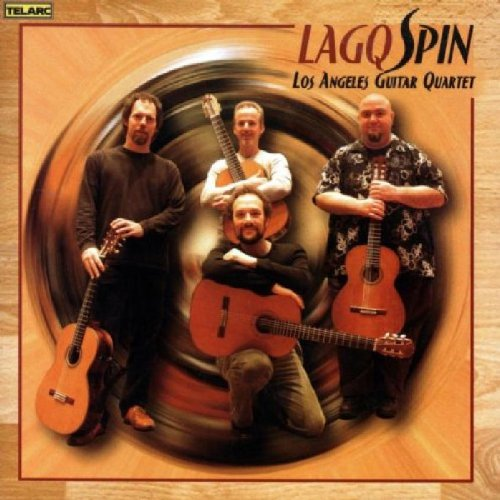 Spin [Hybrid SACD] by William Kanengiser, Andrew York, Joe Duddell, Bryan Johanson and Matthew Dunne