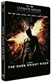 Batman - The Dark Knight Rises - Limited Steelbook Edition (Blu-ray + DVD + Digital Copy) [Blu-ray] REGION FREE