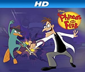 Phineas And Ferbs Family Christmas Special Hd