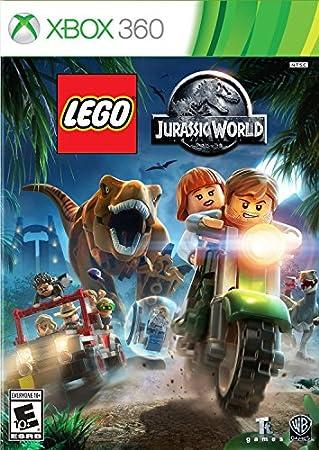 LEGO Jurassic World (Microsoft Xbox 360, 2015) Brand New