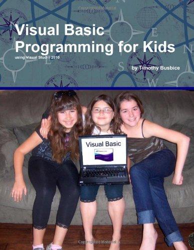 Visual Basic Programming for Kids