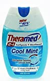 Thermamed 2in1 12hr Active Toothpaste + Mouthwash Cool Mint 75ml