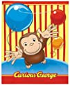 Curious George Animated  8 LOOT BAG  8PKGs