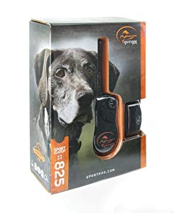 SportDOG SD-825 SportHunter 825 Remote Dog Training System, Black