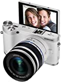 Samsung NX300M 20.3MP CMOS Smart WiFi & NFC Compact Interchangeable