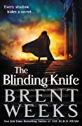 The Blinding Knife (Lightbringer) by Brent Weeks cover image