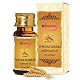 St.Botanica Wheatgerm Pure Coldpressed Carrier Oil, 30ml