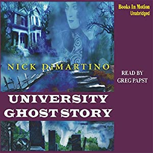 University Ghost Story Audiobook