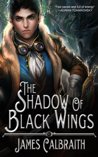 <strong>A Wonderful Blend of History And Fantasy - James Calbraith's Bestselling <em>The Shadow of Black Wings (The Year of the Dragon, Book 1)</em> - Now Just $3.50 or Free via Kindle Lending Library</strong>