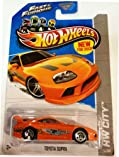 Hot Wheels 2013 Fast & Furious Movie Toyota Supra