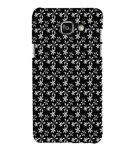 EPICCASE blossom flowers Mobile Back Case Cover For Samsung Galaxy A5 (Designer Case)