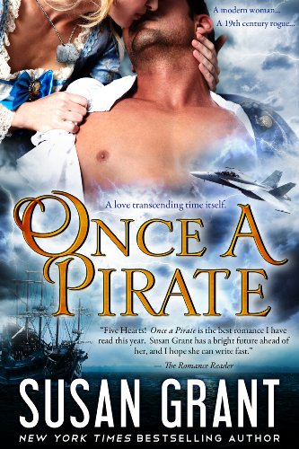 Once A Pirate by Susan Grant ebook deal