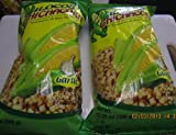 Ilocos Chichacorn Cornick Garlic Flavor Pack of Two 12.35 Oz Ea.