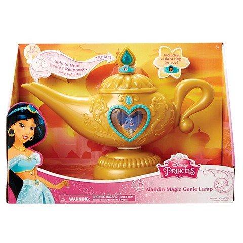 Disney Princess Aladdin Genie Lamp Toy Home Garden ...