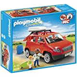 PLAYMOBIL Family SUV Playset Playset