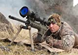 Armasight CO-LR GEN 3 Ghost MG White Phosphor Night Vision Long Range Clip-On System with Manual Gain Black