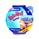 Baco Tub-Its Bowl 3 Pack 100g
