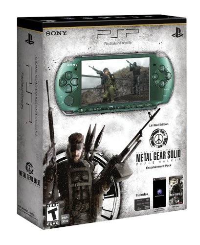 Metal Gear Solid: Peace Walker Entertainment Pack (Metal Gear Portable compare prices)