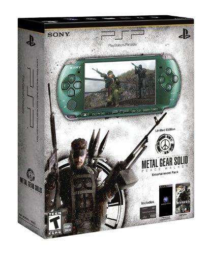 Metal Gear Solid: Peace Walker Entertainment Pack
