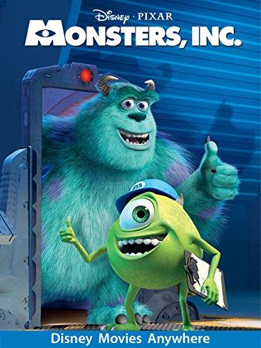 Amazon.com: Monsters, Inc.: John Goodman, Billy Crystal