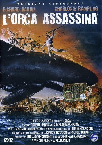 L'orca assassina [IT Import]