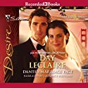 Dante's Marriage Pact Audiobook by Day Leclaire Narrated by Laurence Bouvard