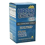 Brain Pharma Happy Endings for Him, 30 Capsules
