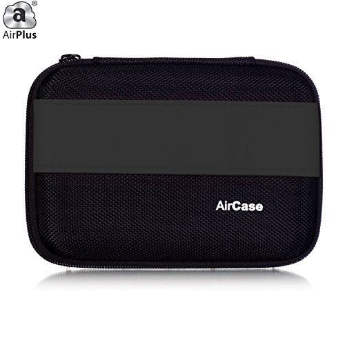 Airplus AirCase HDD Hard Disk Case/Cover For External Hard Disk 2.5 Inch [BLACK]