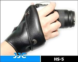 Professional Heavy Duty Hand Strap for Digital SLR Cameras Canon , Nikon , Sony , Pentax , Fuji and Panasonic Cameras