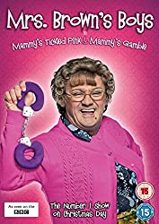 Mrs. Brown's Boys Christmas Specials 2014 [DVD]