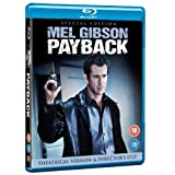 Payback - Theatrical Cut and Directors Cut [Blu-ray] (Region Free)
