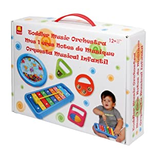 Fisher price laugh and learn music center