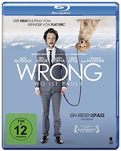 Wrong - Wo ist Paul? [Blu-ray]