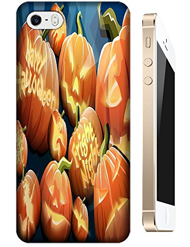 Apple Accessories Helloween Design Special Terrible Picture Pumpkin Cell Phone Cases For Iphone 4/4S No.4