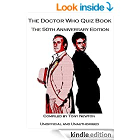 The Doctor Who Quiz Book The 50th Anniversary Edition