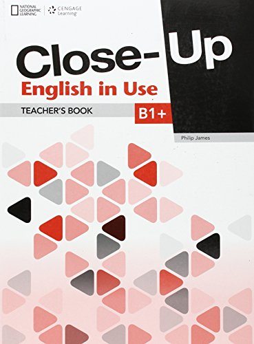 Close-Up B1 with English in Use