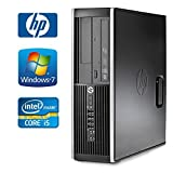 HP Elite Business Desktop (Intel Quad-Core i5-2400s up to 3.2 GHz Processor, 16GB DDR3 RAM, 1TB HDD, DVD, Windows 7 Professional 64Bit) (Certified Refurbished)