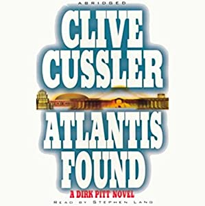 Atlantis Found Audiobook
