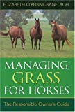 Managing Grass For Horses: A Responsible Owner's Guide