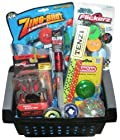 Boys Gift Basket (Ages 7-14) - Perfect for Birthdays, Easter, Get Well, or Other Occasions