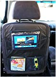 Auto asiento trasero Tablet iPad Organizador Multi Funda Protector de espalda de asiento nr 2 [007]