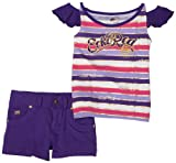 Ecko Girls 2-6x Two Piece Short Set