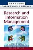 Research and Information Management (Career Skills Library)