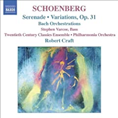 "Prelude and Fugue in E flat major, BWV 552 (arr. A. Schoenberg): Fugue in E flat major, BWV 552, ""St. Anne"" (orch. A. Schoenberg)"